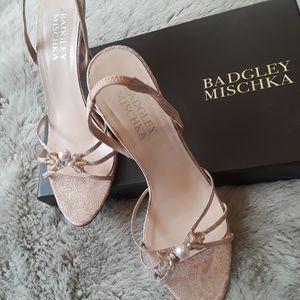 Shoes - Badgley Mischka  Heels